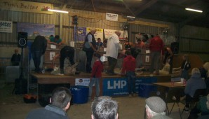 YFC Sheep Shearing